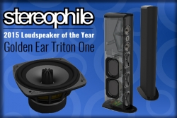 GoldenEar Triton One Tower
